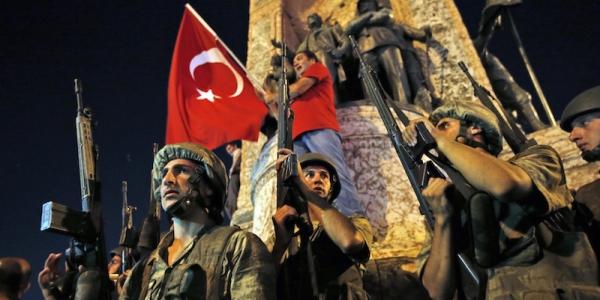 Colpo di Stato in Turchia: riflessioni e perplessità