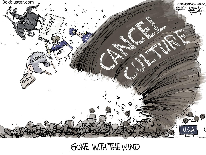 Cancel culture e cancellazione dei diritti