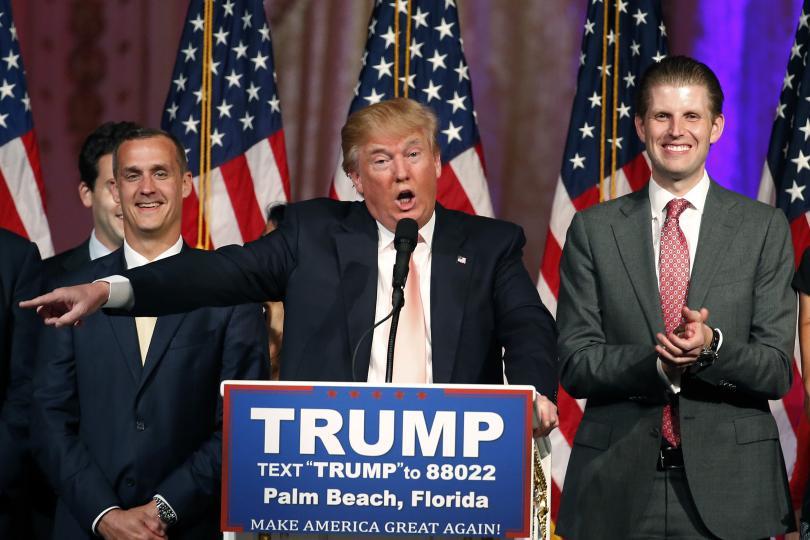 Donald Trump dichiara guerra ai mezzi mediatici eccovi spiegato il reale motivo
