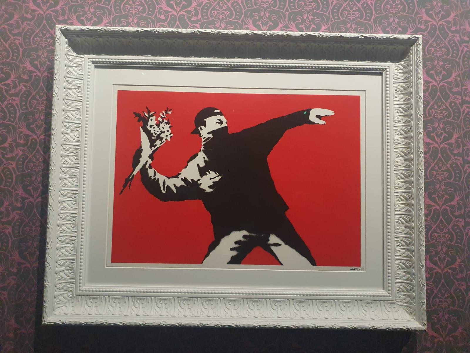 """Banksy, un'artista all'insegna della """"Due Diligence"""""""